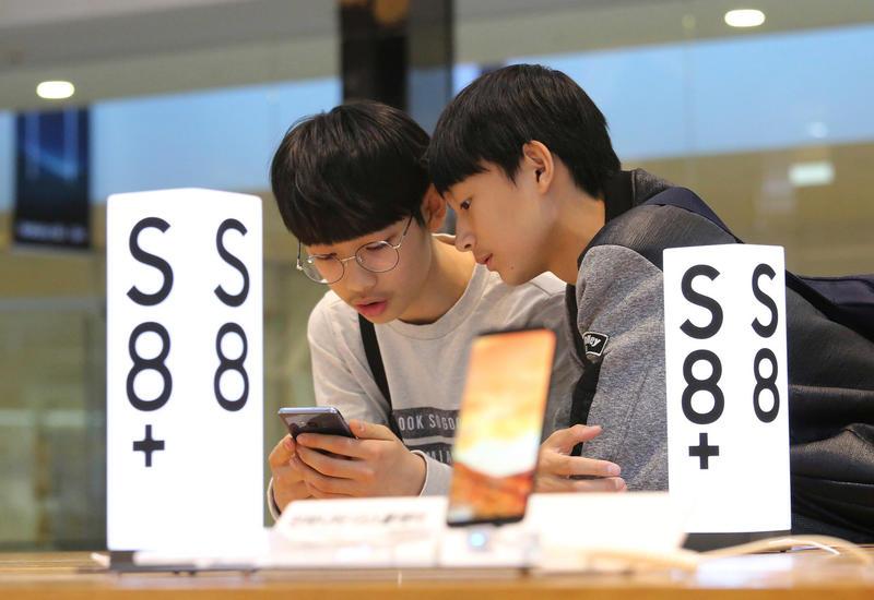 Galaxy S8, S8+ и Note 8 могут получить новый интерфейс