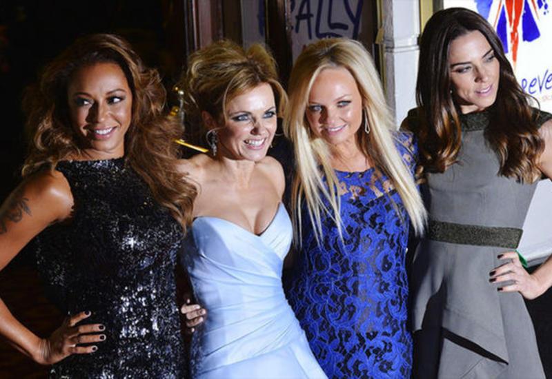 Назван гонорар Spice Girls за тур по Британии