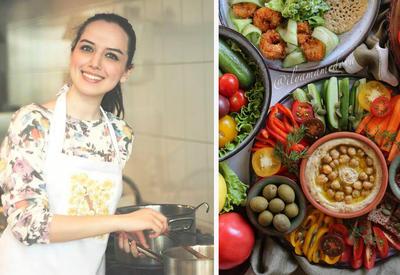 """«Хумус тарелка» от азербайджанского фуд-блогера Или Мамедовой <span class=""""color_red"""">- ФОТО</span>"""