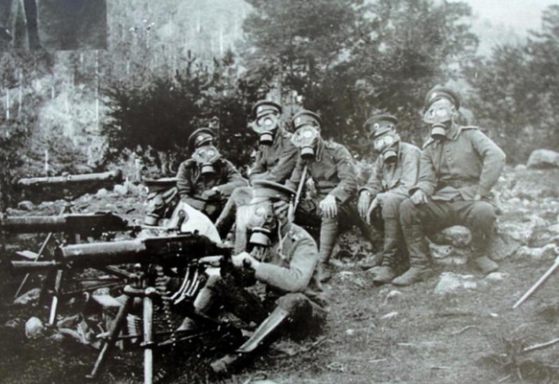 Самые шокирующие факты оПервой мировой войне