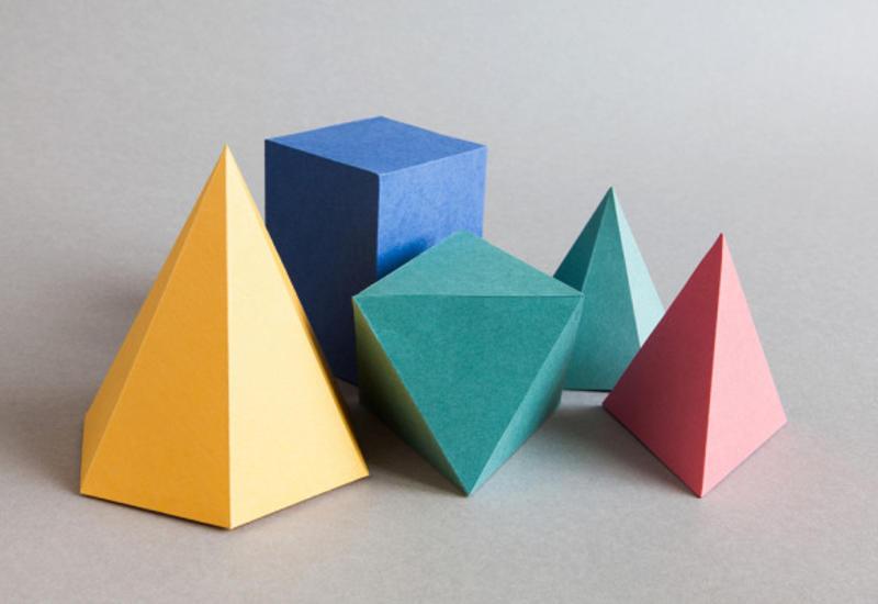 как добавить геометрические фигуры на фото норвежской чашей рубят