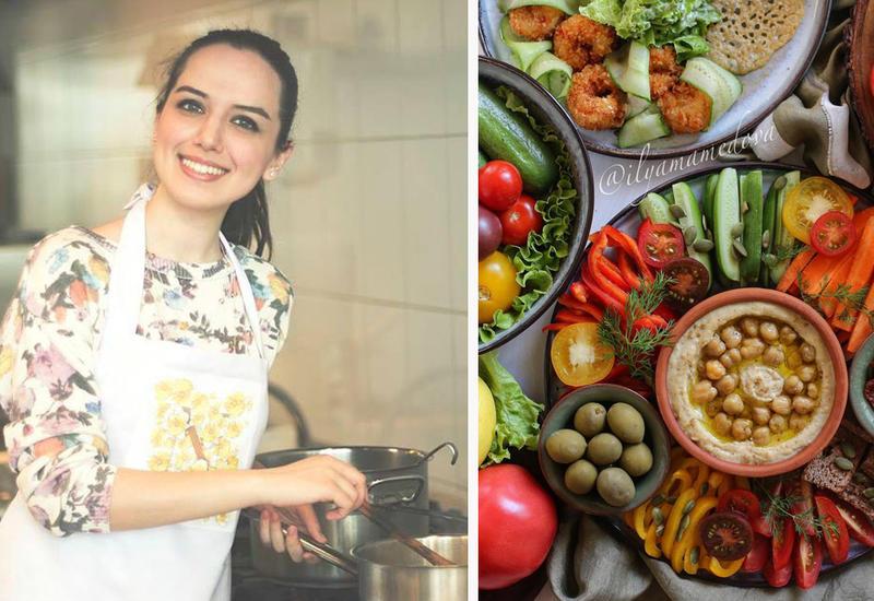 «Хумус тарелка» от азербайджанского фуд-блогера Или Мамедовой