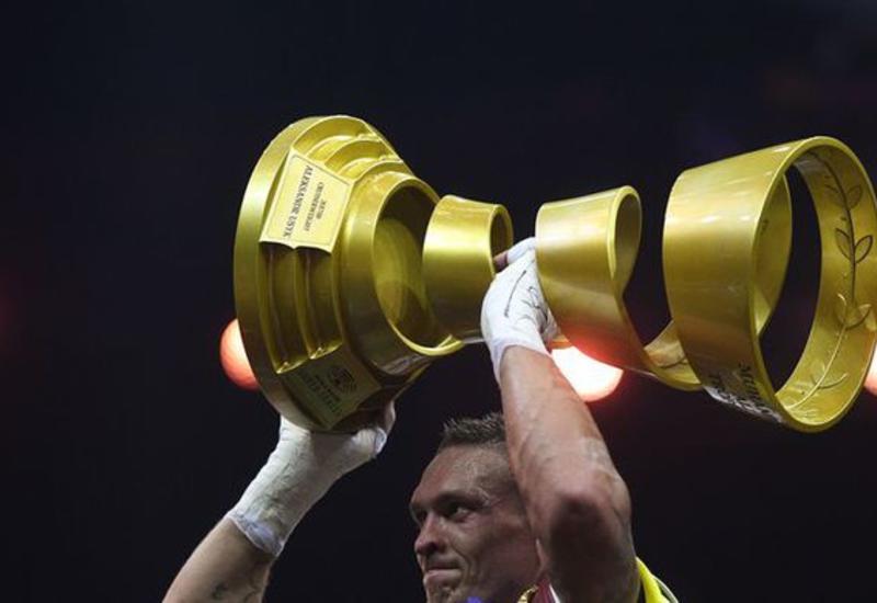 Британский боксер Диллиан Уайт бросил вызов Александру Усику