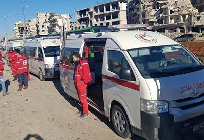 В автобусе в Сирии взорвалась бомба, есть раненые