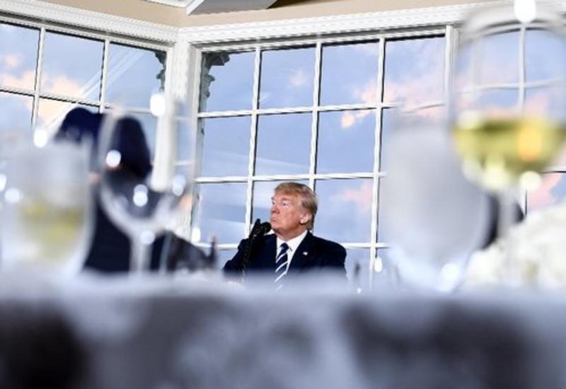 Трампа возмутили пошлины на французское вино