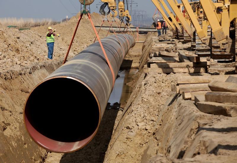 """Стало известно, сколько потратили на """"Южный газовый коридор"""""""