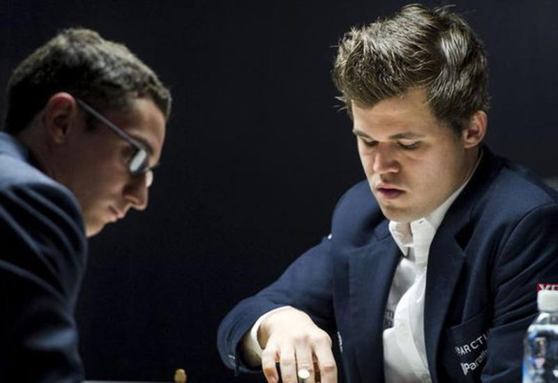 Завершилась четвертая партия матча за шахматную корону