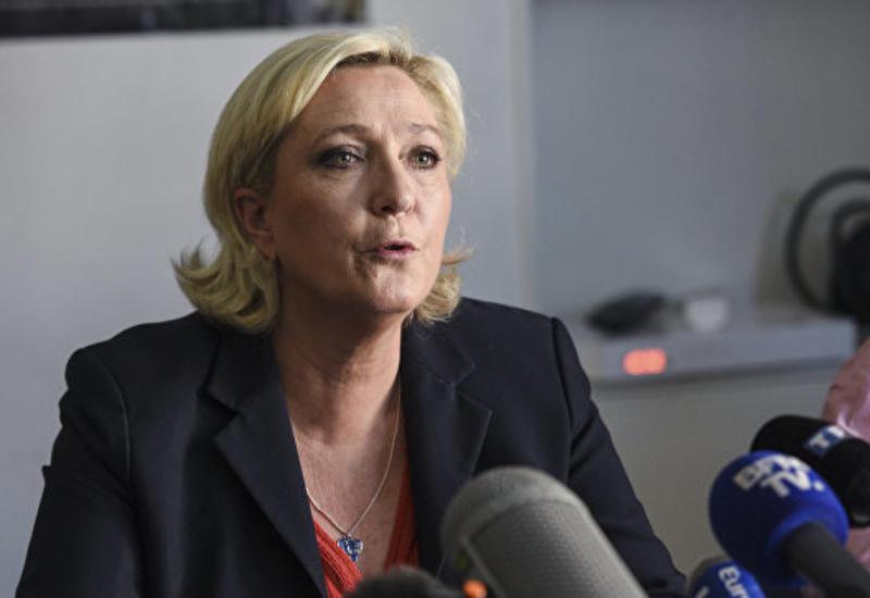 Ле Пен раскритиковала идею создания общеевропейской армии