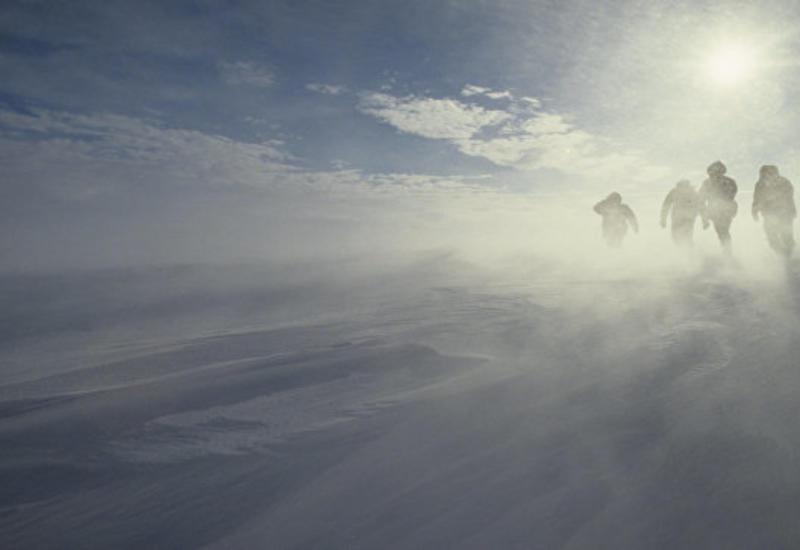 В Антарктике нашли следы исчезнувшего суперконтинента