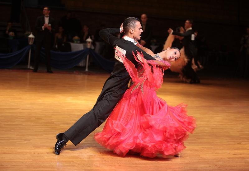 В Баку состоится Международный фестиваль по спортивным бальным танцам