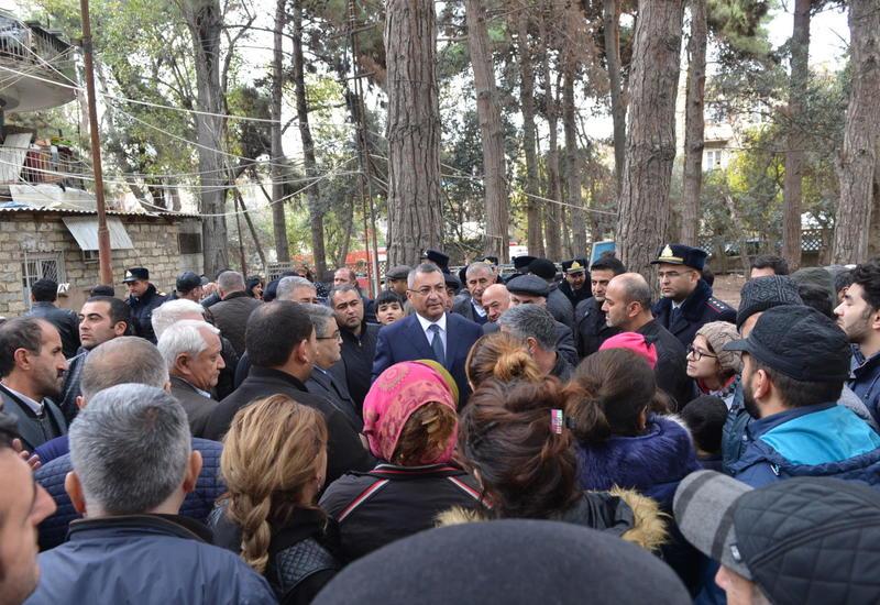 Госкомитет Азербайджана о судьбе беженцев, проживавших в сгоревшем санатории