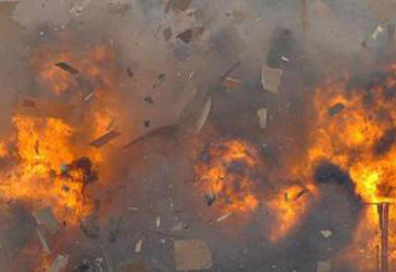 В Иране на заводе прогремел взрыв,