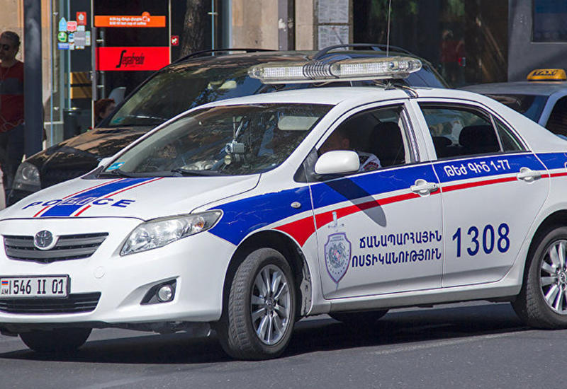 В Ереване обстреляли полковника Минобороны