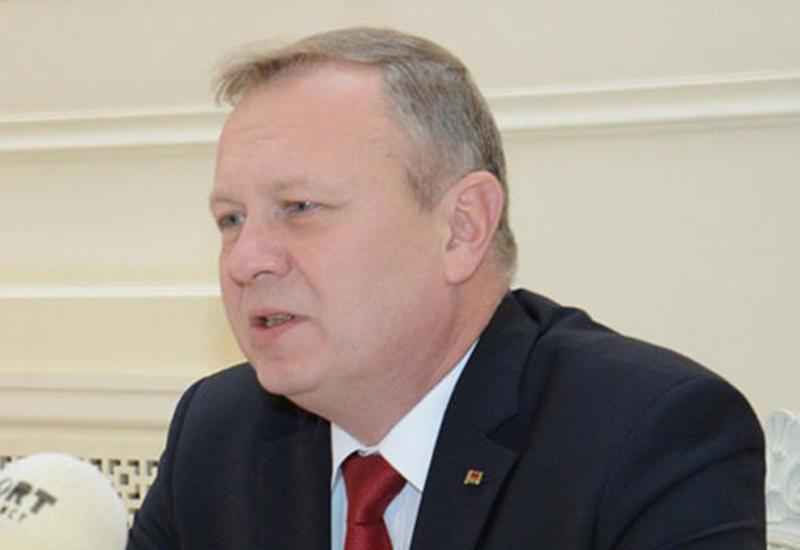 Геннадий Ахрамович: Трудно найти сферу, где бы не развивались азербайджано-белорусские отношения