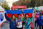 "Азербайджанка пробежала по Босфорскому мосту и установила рекорд <span class=""color_red"">- ФОТО</span>"