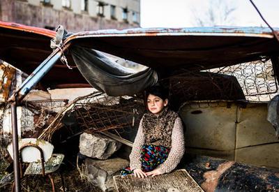 Катастрофа и разруха в Армении глазами русских - ФОТО