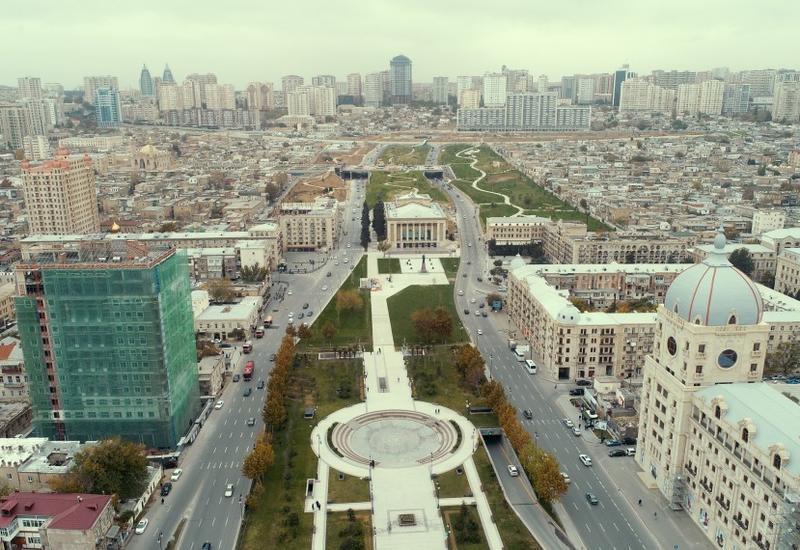 Один из красивейших мегаполисов Европы: как преображается Баку