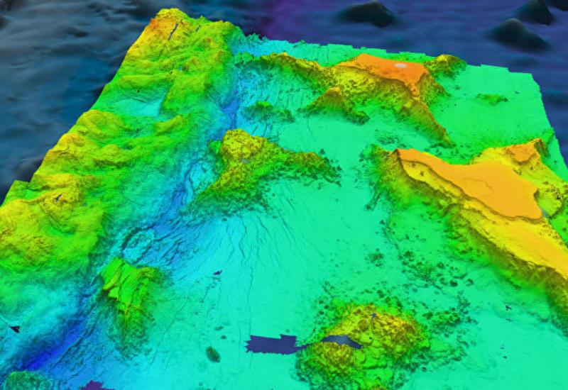 Раскрыты геологические секреты дна Марианской впадины