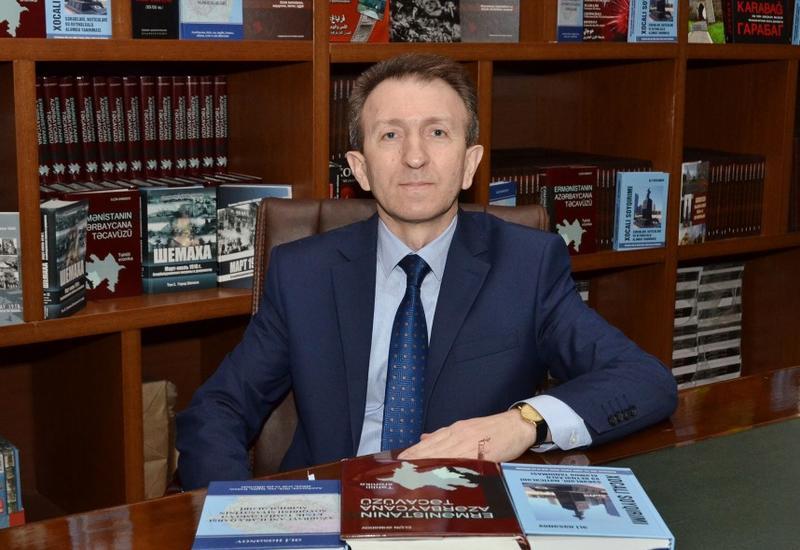 Азербайджанский ученый об армянской манере толкования принципа самоопределения