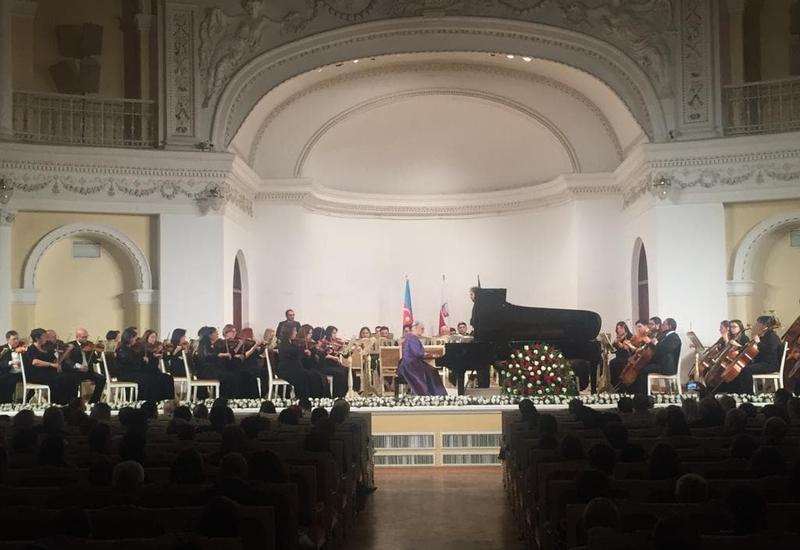 В Филармонии прекрасным концертом отметили 100-летие независимости Польши