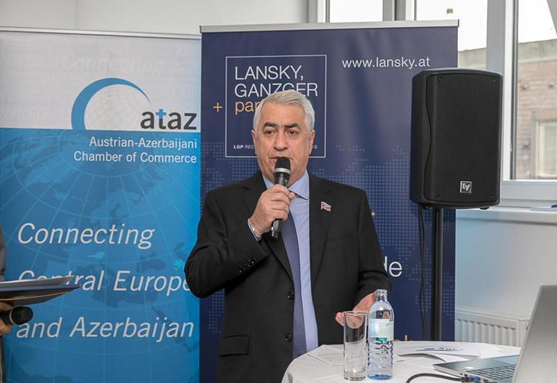 """Джавид Гурбанов: Азербайджан надежный и серьезный партнер для европейских стран <span class=""""color_red"""">- ФОТО</span>"""