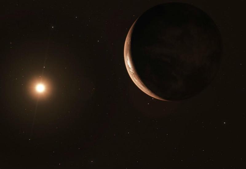 У ближайшей к Солнцу одиночной звезды обнаружена суперземля