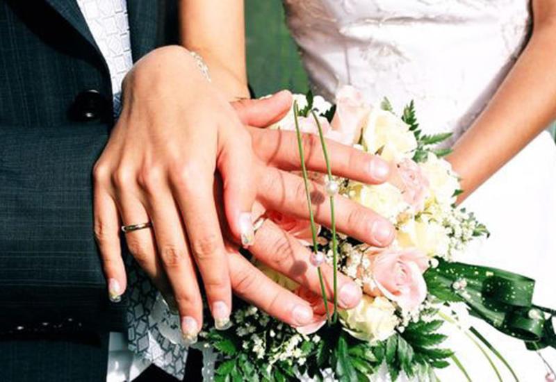 С гражданами каких стран чаще всего заключают браки жители Азербайджана