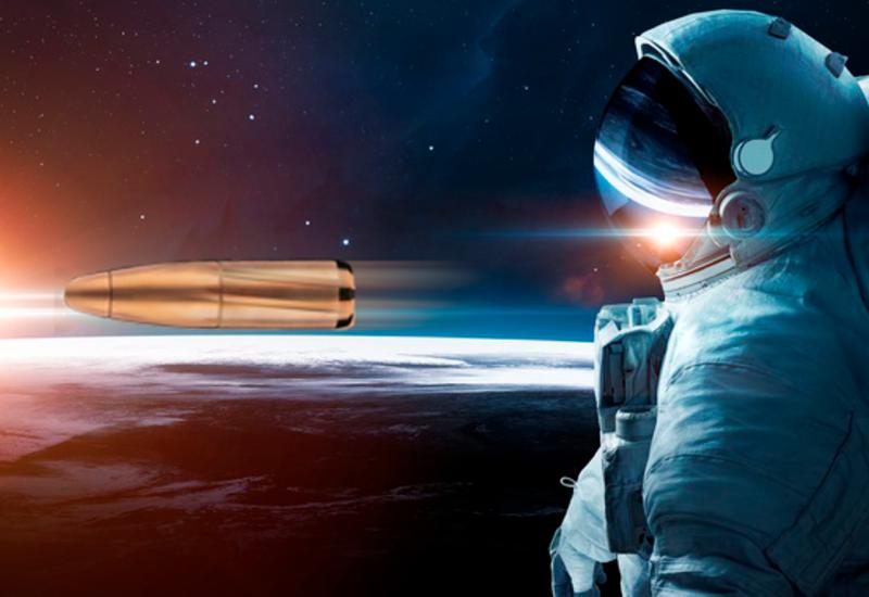 Что будет, если выстрелить из пистолета в космосе