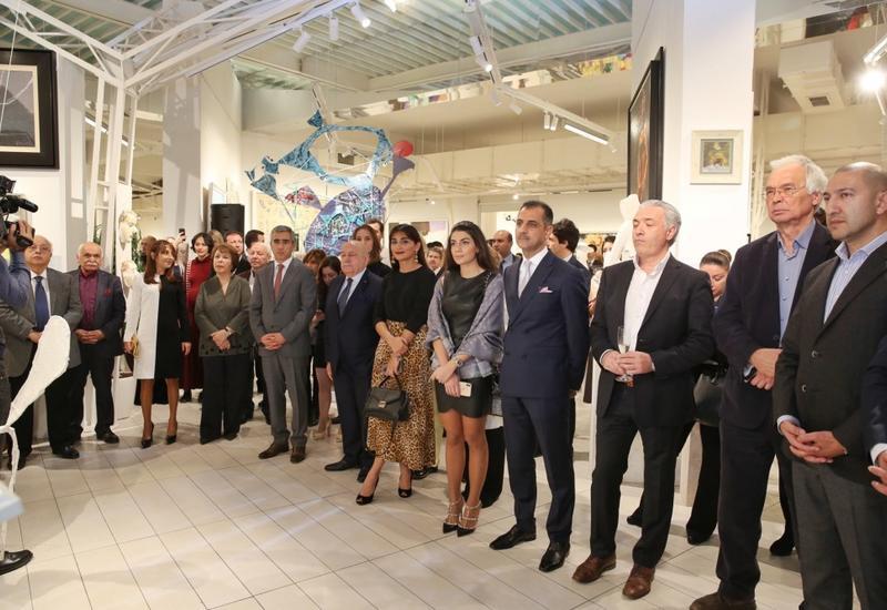 """В Баку состоялось открытие после капремонта Музея современного искусства <span class=""""color_red"""">- ФОТО</span>"""