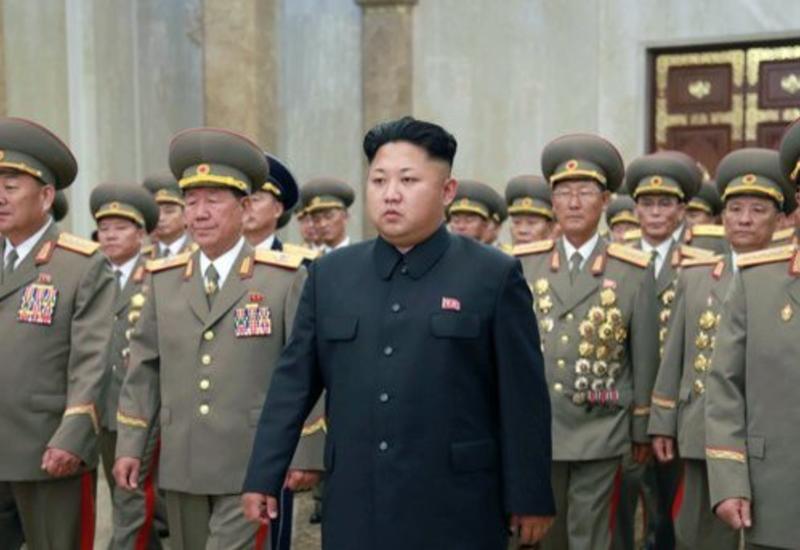 Ким Чен Ын проконтролировал испытание новейшего оружия