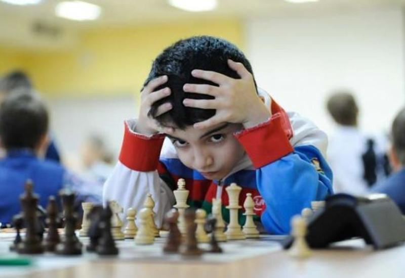 Юный азербайджнский вундеркинд стал вторым в мире