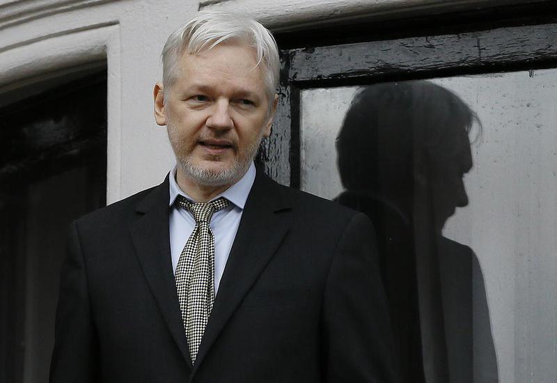 В США выдвинули обвинения против Джулиана Ассанжа