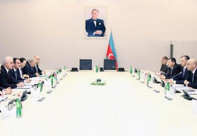 """Nazir: """"Bu il Azərbaycanla Gürcüstan arasında ticarət dövriyyəsi 450 milyon dollar təşkil edib"""" - FOTO"""