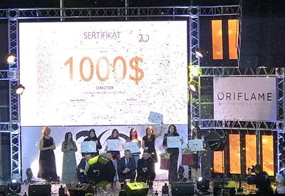 """Oriflame отметил 20-летие успешной работы в Азербайджане грандиозным мероприятием <span class=""""color_red"""">- ФОТО</span>"""