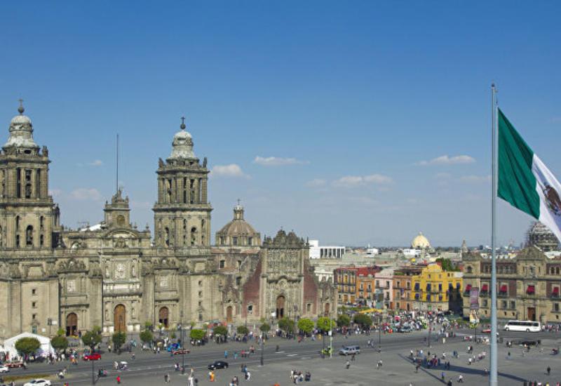 В Мексике украден исторический документ