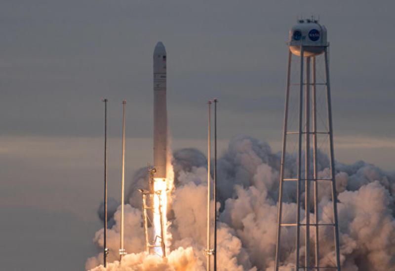 "Ракета-носитель США стартовала к МКС <span class=""color_red"">- ВИДЕО</span>"