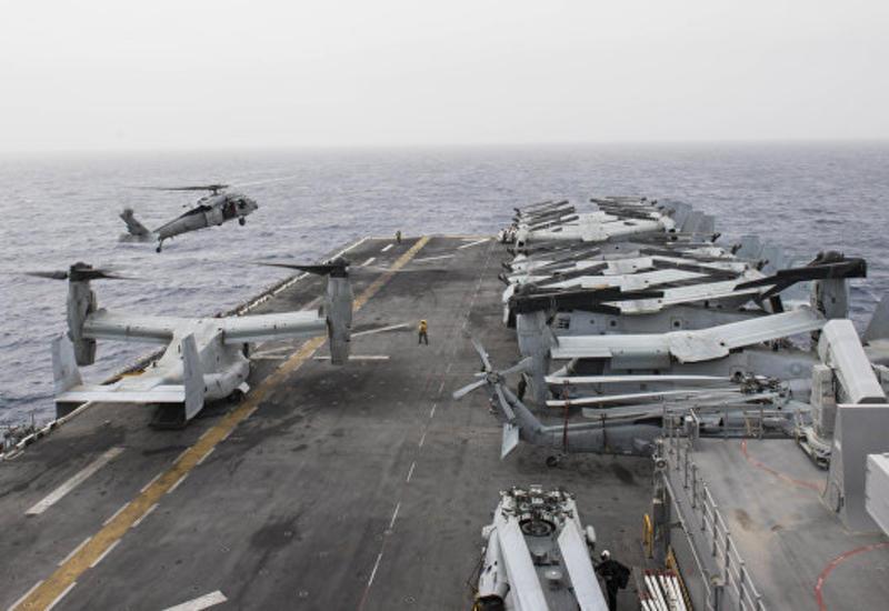Индия запросила США о покупке противолодочных вертолетов MH-60R