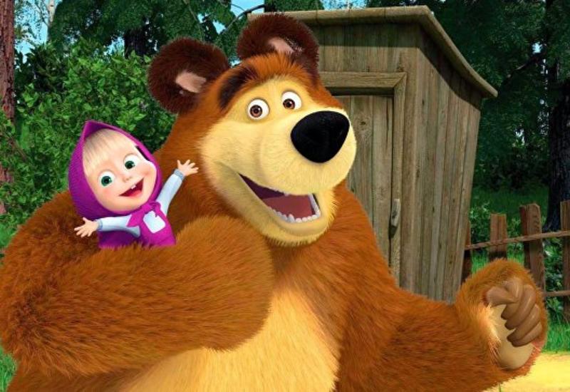 Британские СМИ нашли пропаганду в мультфильме «Маша и Медведь»
