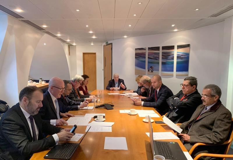 В Лондоне прошло очередное заседание Совета Всемирного конгресса новостных агентств