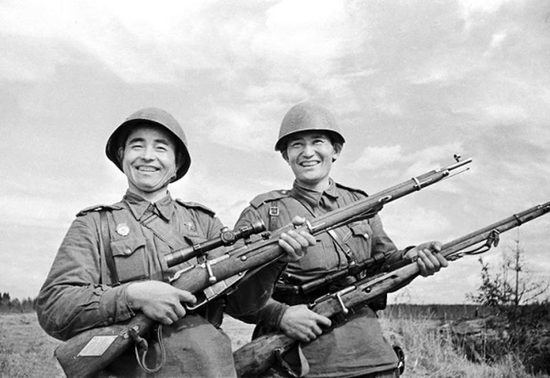 Какая винтовка была самой лучшей наВторой мировой войне