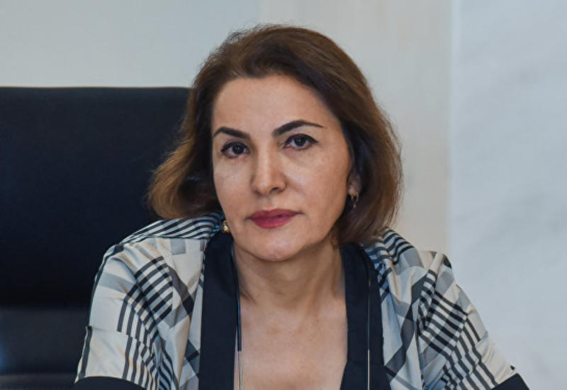 Сона Велиева покинула Нацсовет по телевидению и радиовещанию Азербайджана