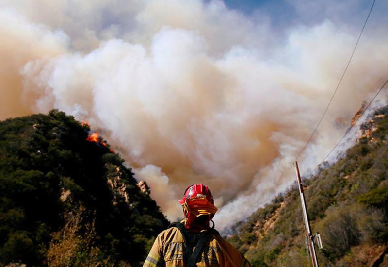 Города Калифорнии возглавили рейтинг мест с самым загрязненным воздухом