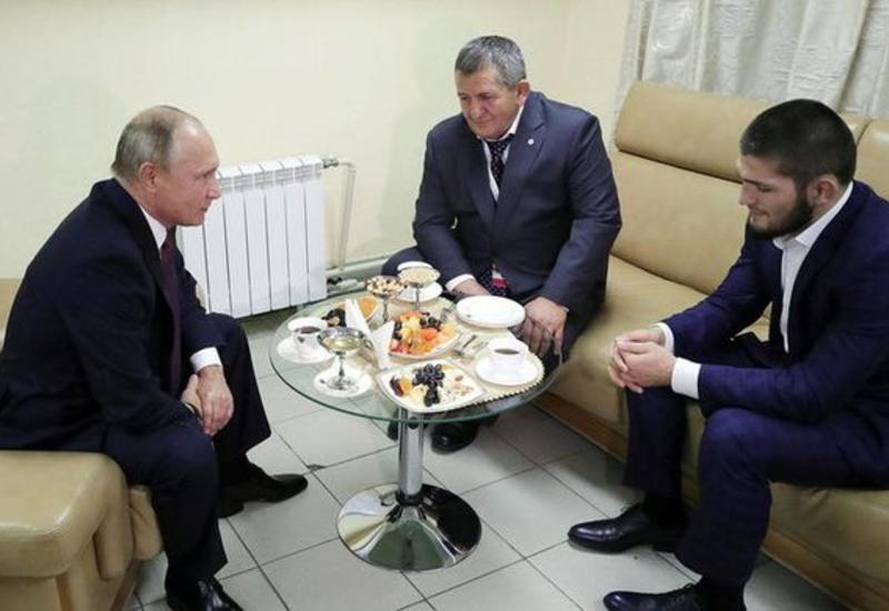 Отец Хабиба Нурмагомедова назвал самого интересного бойца