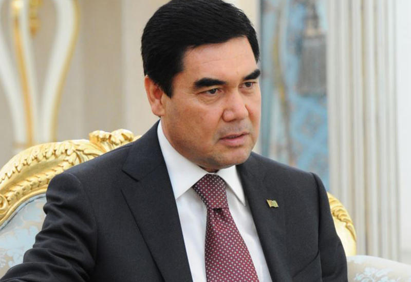 Гурбангулы Бердымухамедов: Туркменистан и Азербайджан объединяют дружественные добрососедские связи