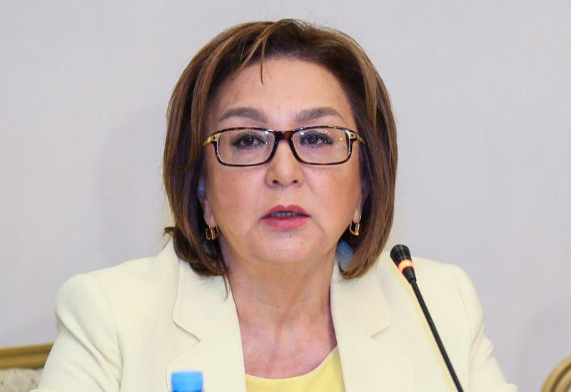 Малейка Аббасзаде ответила на вопрос о датах экзаменов