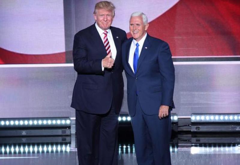 Трамп засомневался в лояльности Пенса