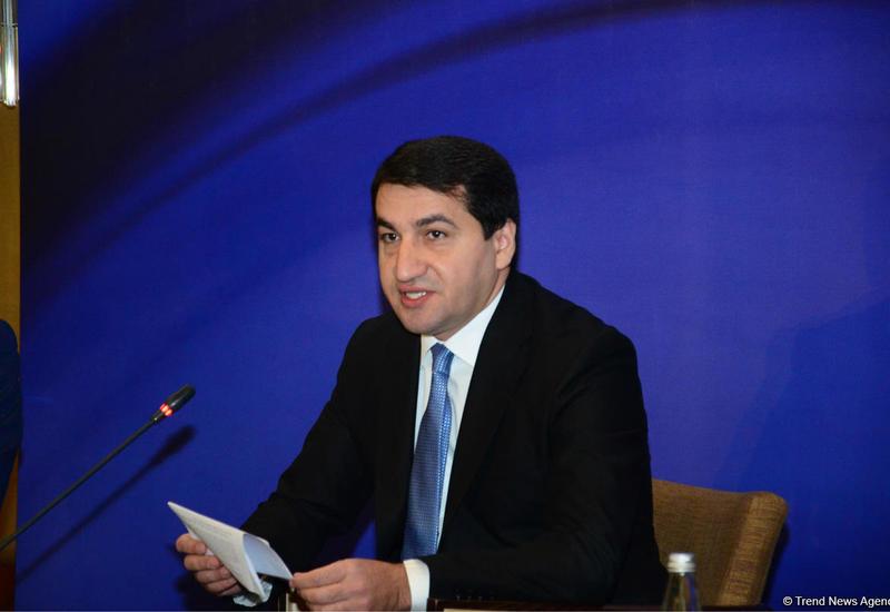 Хикмет Гаджиев: Армения нацелена на сохранение статус-кво