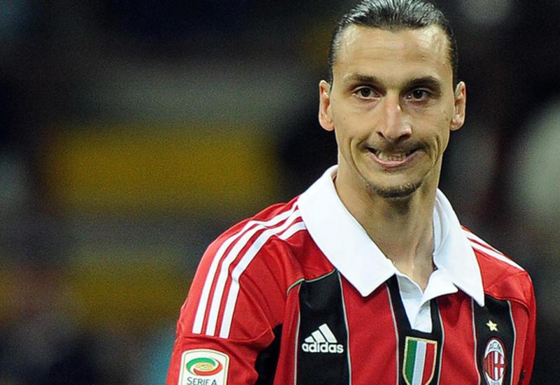 """""""Милан"""" может подписать 37-летнего Ибрагимовича"""