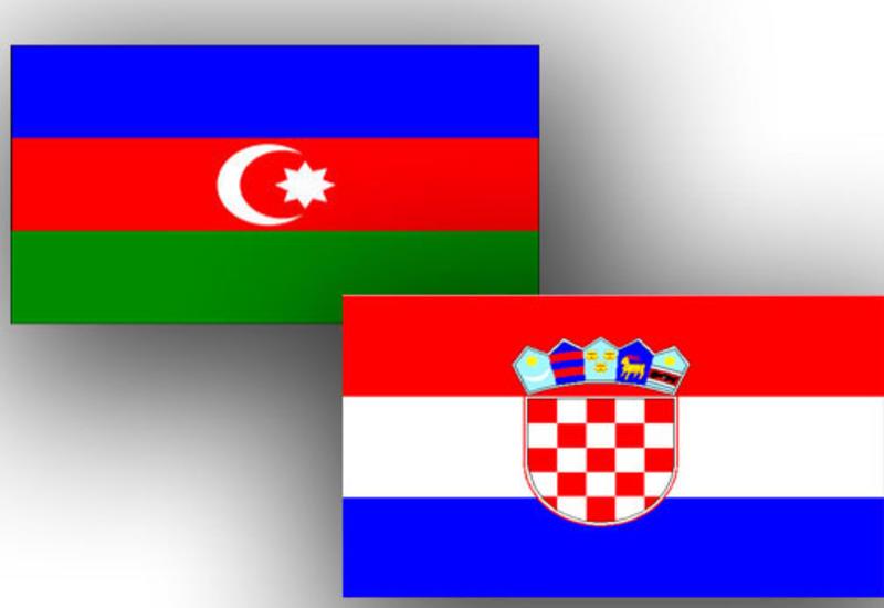 Хорватия заинтересована в расширении сотрудничества с Азербайджаном в различных сферах