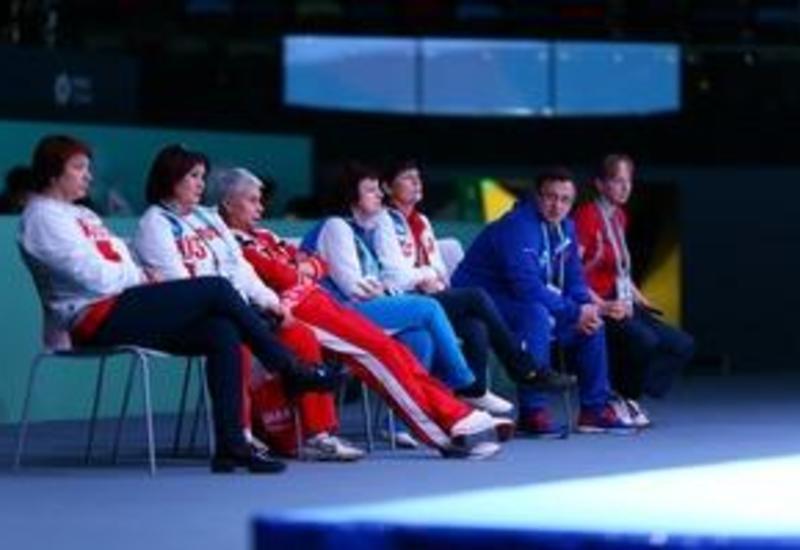 Российский тренер: Мы очень хотели принять участие в Кубке мира по акробатической гимнастике в Баку